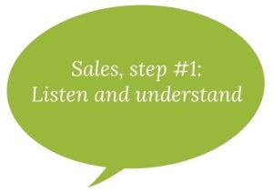 Listen to sell