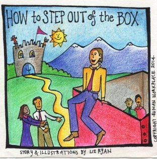 How to step out of the box