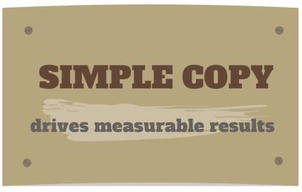 Simple copy final