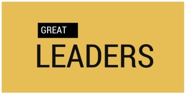 Great leaders final